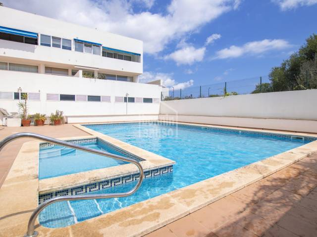 Lovely apartment close to the centre of Sant Lluis, Menorca