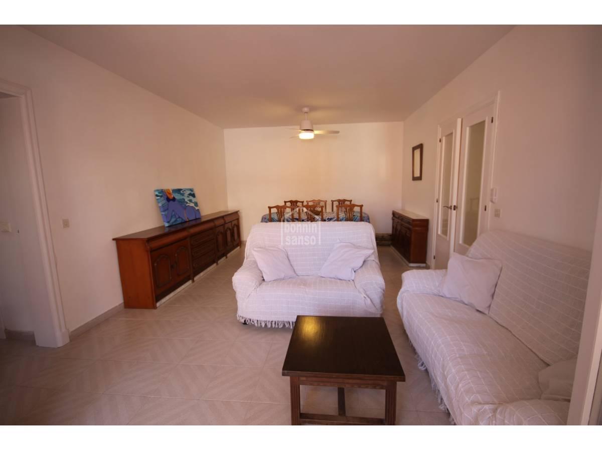 Buy Third Floor Apartment With Closed Terrace In Ciutadella