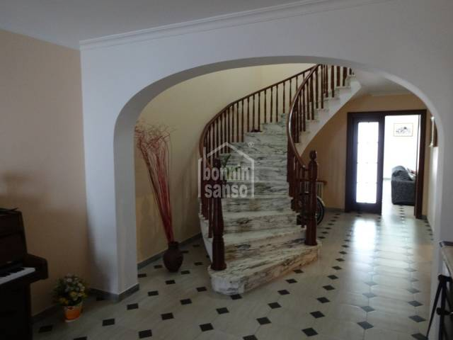 Town house with charm in San LuisMenorca