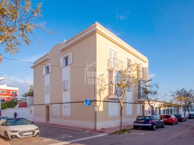 Duplex with harbour views in Es Castell, Menorca