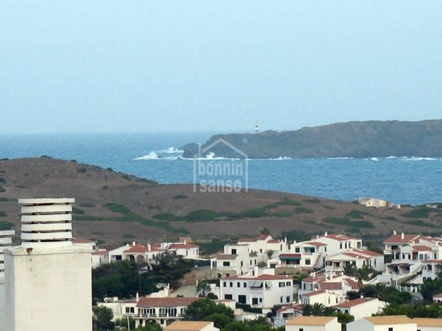 Duplex en Coves Noves with fantastic sea views