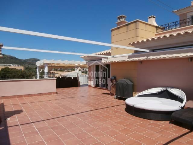 Apartamento con piscina en Cala Millor, Mallorca