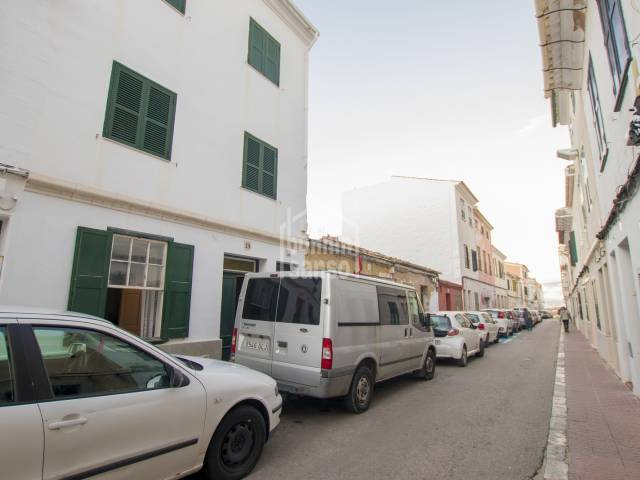 Town house, walking distance to Mahon's town centre, Menorca
