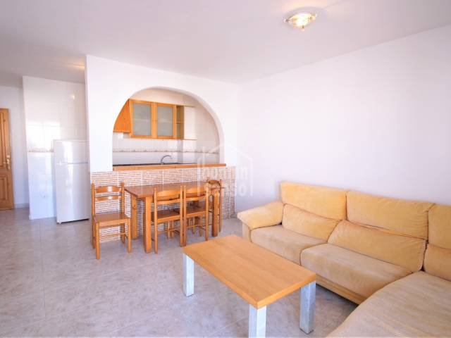 Lovely flat in spacious area in Ciutadella, Menorca
