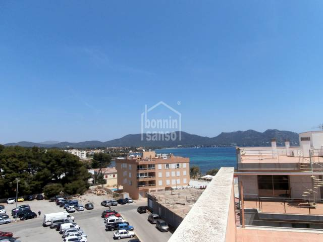 Bank repossession of 20 Apartments in Cala Bona