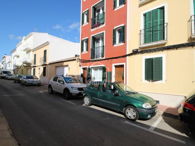 Appartment/wohnung/Haus in Es Castell (Town)