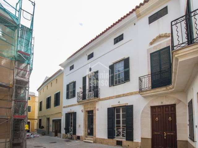 Casa señorial. Ciutadella, Menorca