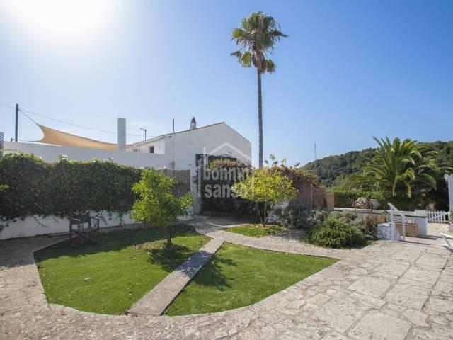 Traditional farmhouse close to Mahon, Menorca