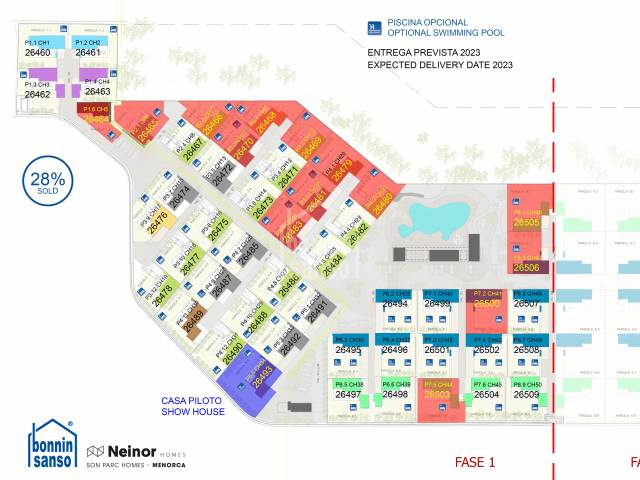 Son Parc Homes by Neinor Homes, Menorca
