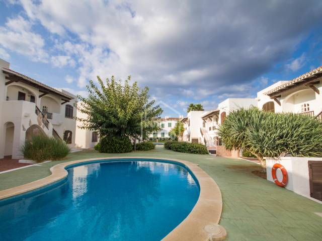 Ground floor apartment in Son Parc, Menorca