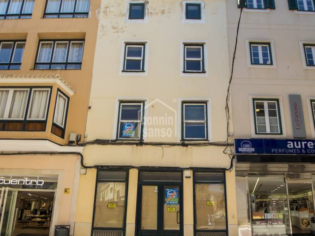 Fantastic commercial premises in the centre of Mahon