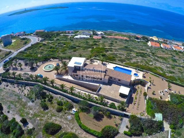Magnificent luxury property, spectacular views, Punta Prima