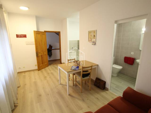Flat on first floor near the center of Es Castell, Menorca