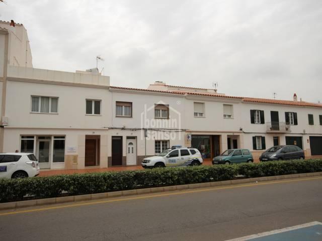 Apartment with garden in Sant Lluis
