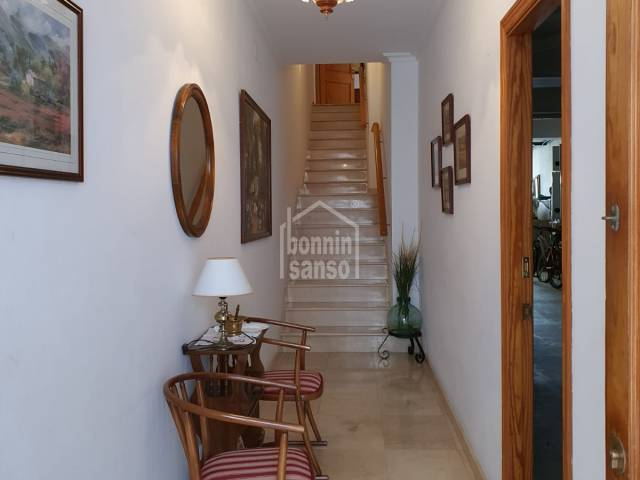 Precioso piso situado en el centro de Alaior.