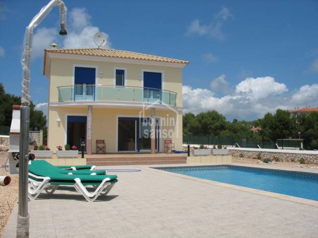 Attractive villa on the south coast , Torri Soli Nou, Menorca