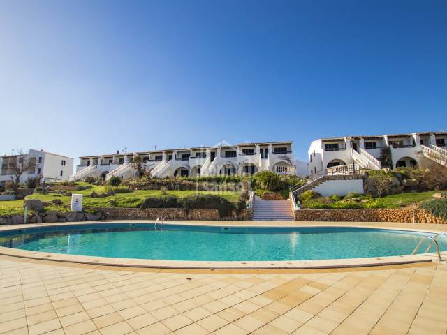 Apartment with tourist licence on the north coast of Menorca