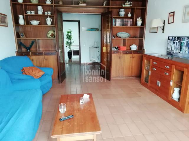 Large apartment in the center of Ciutadella, Menorca
