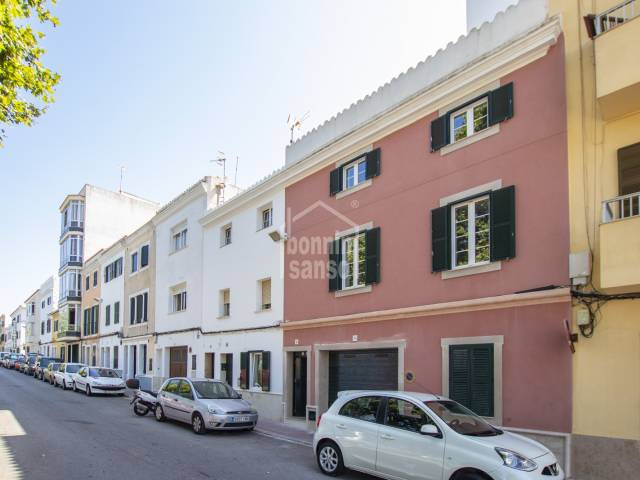 House with garage in he centre of town, Mahon, Menorca