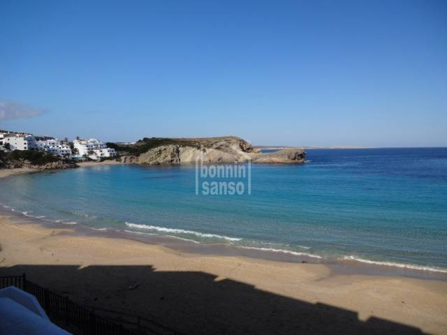 Apartment with stunning sea views in Arenal, Menorca