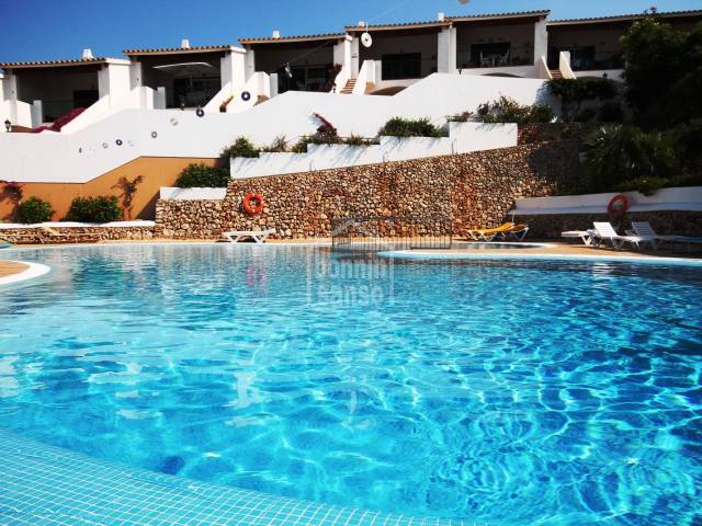 'Vista Marina' delightful ground floor apartment in Addaya, Menorca