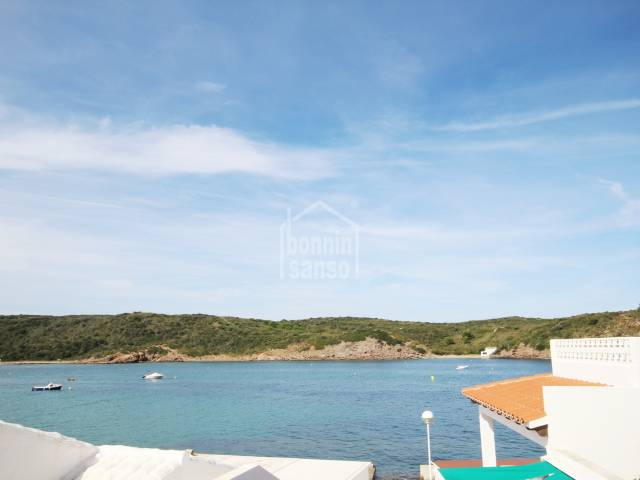 Cottage for sale in lovely fishing village of Es Grau, Menorca