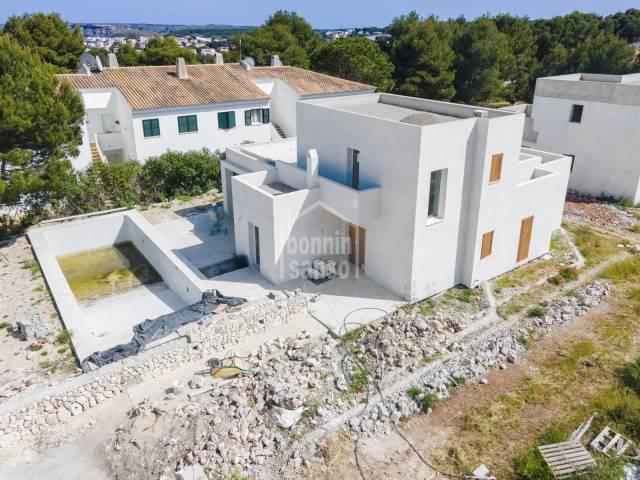 Propmotion Sa Tamaralls konstruiert in Coves Noves, Menorca.