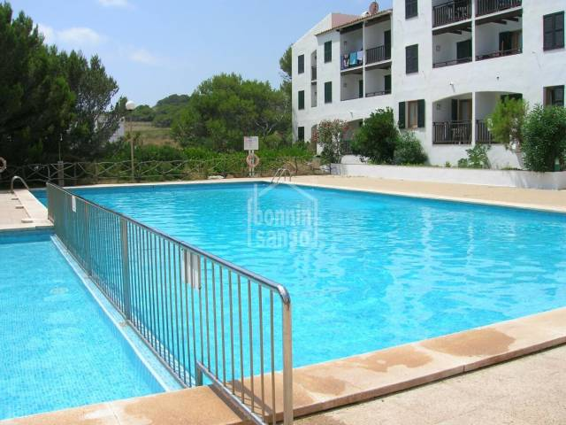 Apartment on the Sol Isla complex in Arenal D'en Castell,Menorca