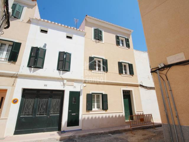 Town house in the centre of Mahon, Menorca