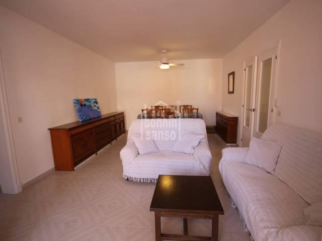Spacious apartment with garage in Ciutadella, Menorca