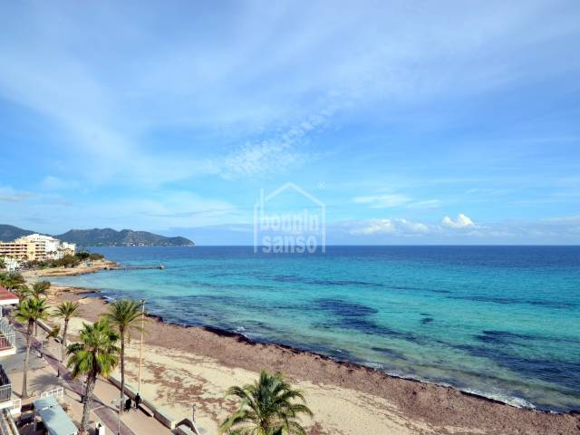 Apartment in erster Linie mit Meerblick in Cala Millor, Mallorca