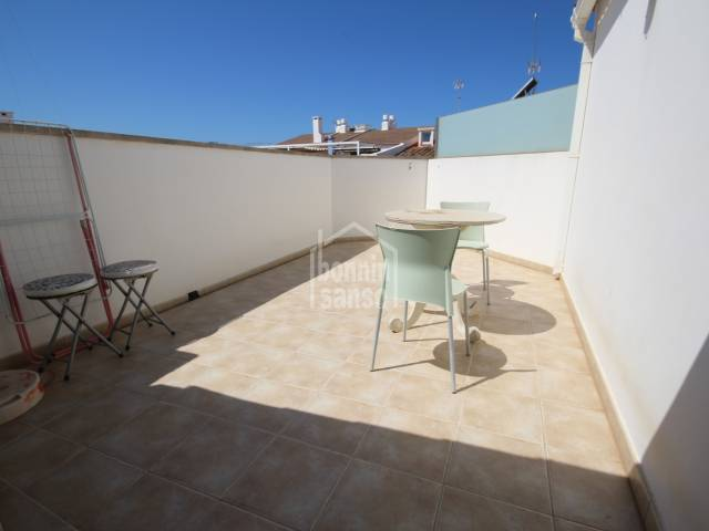 Penthouse two steps far from the old town, Ciutadella, Menorca