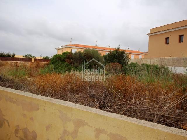 Bebaubar in Mahón (City)