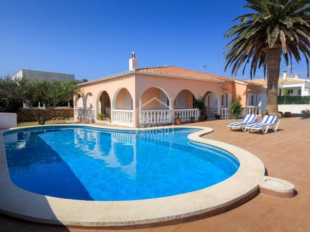 Villa with private pool and terraces in Son Ganxo