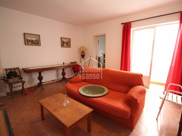 Second floor apartment near the beach of Ciutadella, Menorca