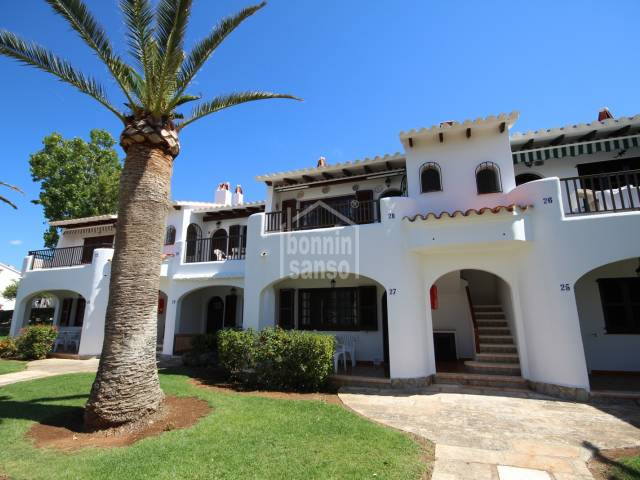 Two bedroom apartment in San Jaime, Son Bou, Menorca