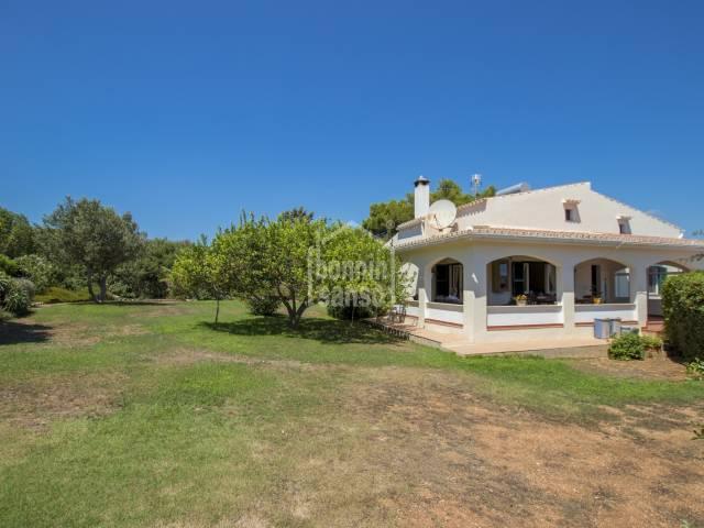 Casa de campo en el caserio de Torret, Menorca