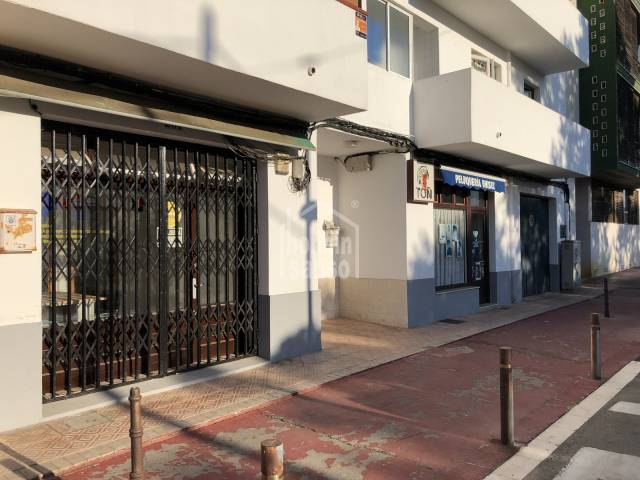 Commercial premises of 32m² in Mahon, Menorca