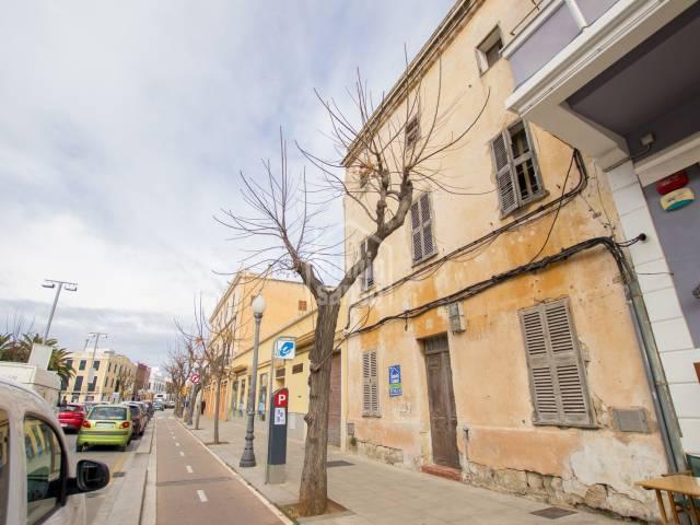Townhouse in the centre of Ciutadella