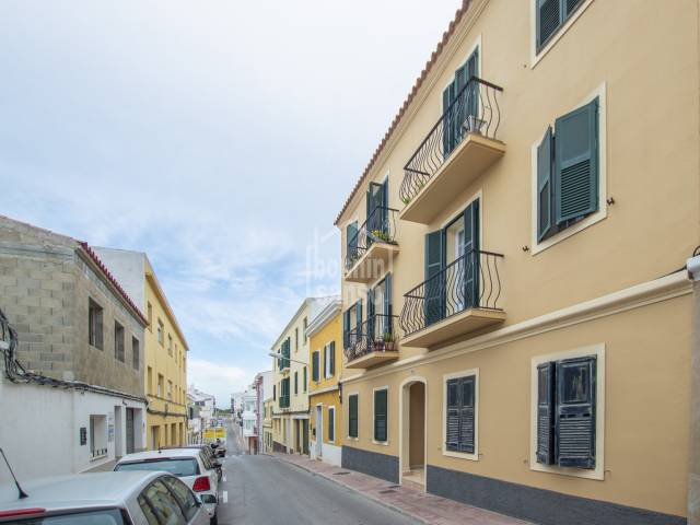Well presented first floor flat, Es Castell, Menorca