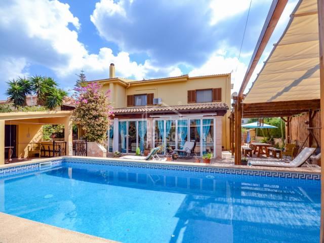 Casa unifamiliar con piscina, Sa Coma, Mallorca