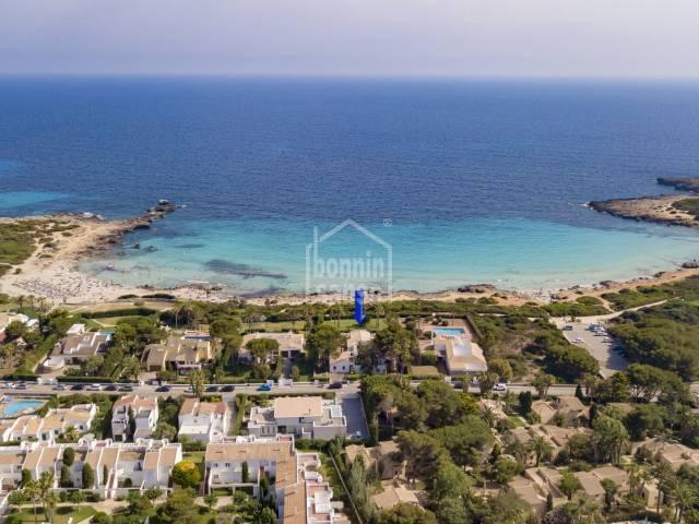 Magnifica proprietà di fronte al mare in Son Xoriguer