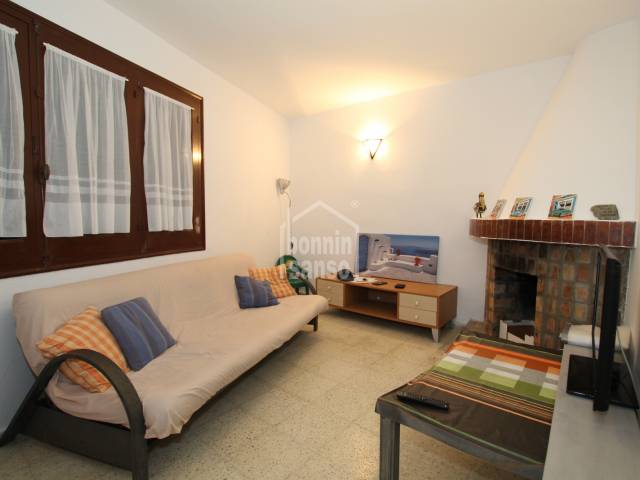 Apartment on ground floor in Salgar, Menorca