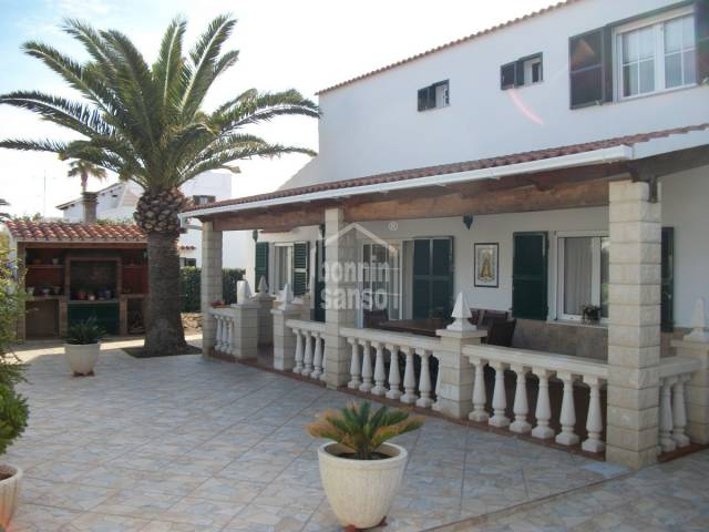 Large villa in Cap D'artrutx, Ciutadella, Menorca