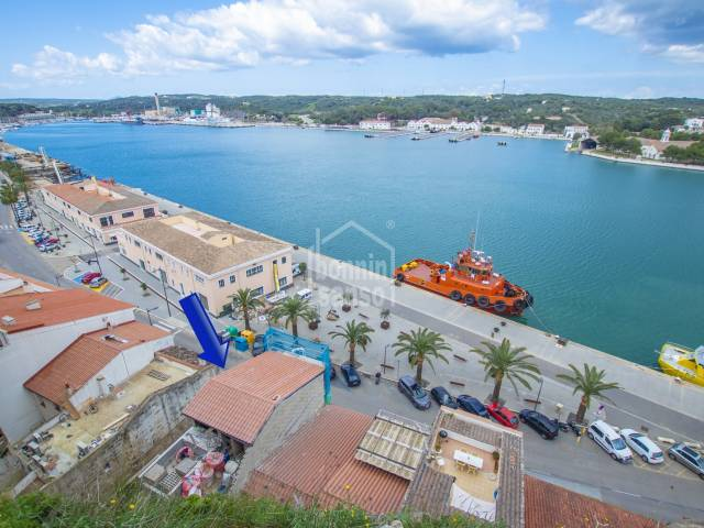 Exclusive townhouse. Port of Mahon. MENORCA