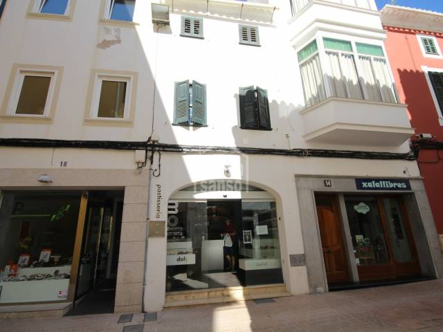 Business premises in the centre of Mahon, Menorca