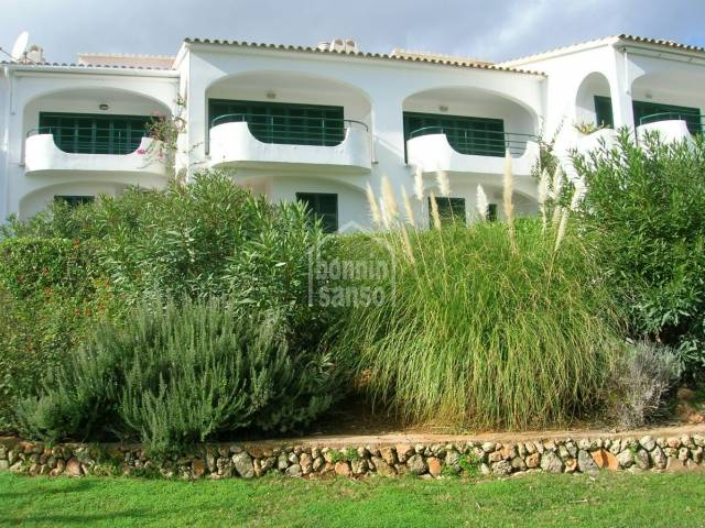 Semi detached villa in Coves Noves, Menorca
