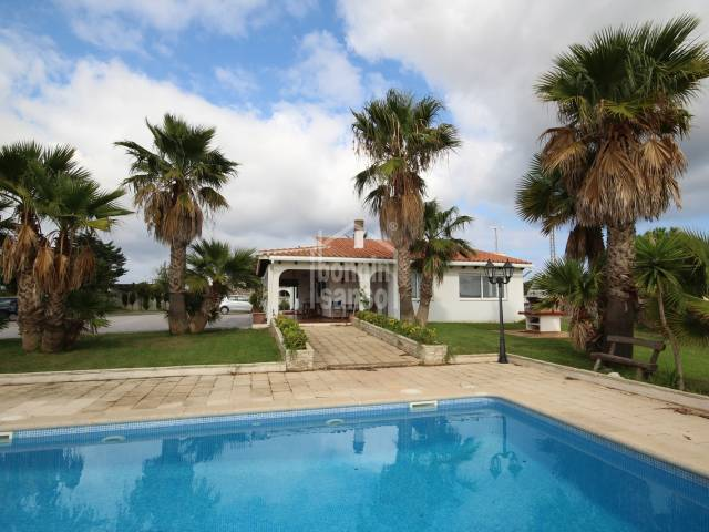 Nice country house in Ciutadella, Menorca