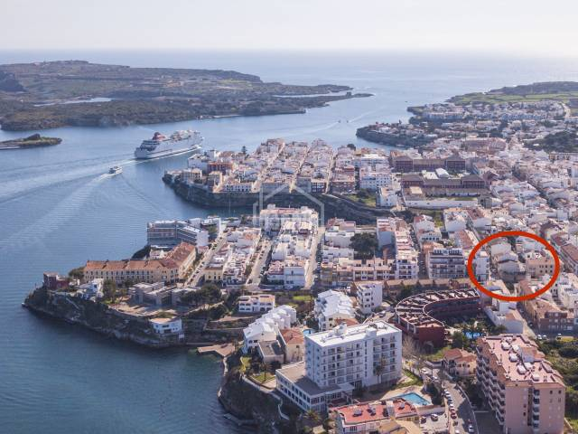 Interesting proposition for developers. Es castell - Menorca