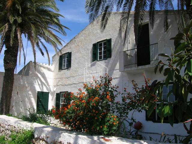 Charming Country house in Es Castell area in Menorca